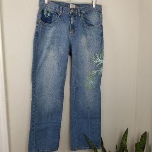 Z. Cavaricci vintage high waisted beaded jeans 12